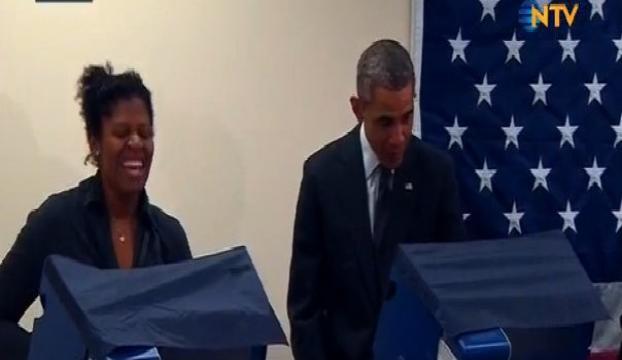 Kıskanç sevgiliden Obamaya uyarı