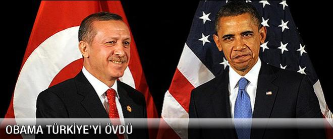Başbakan Erdoğan telefonda Obama ile görüştü