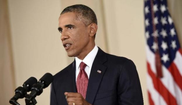 Obamanın basın toplantısında ilginç uygulama