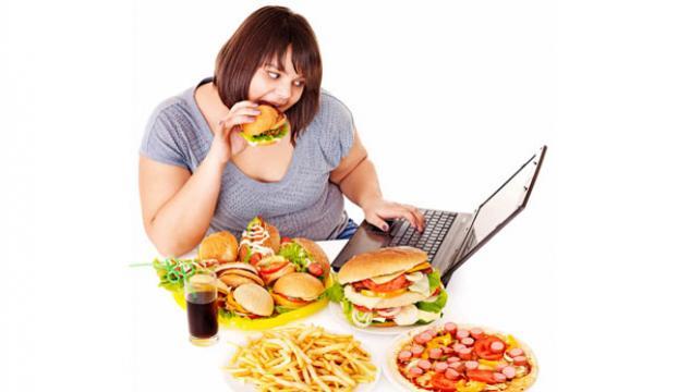 Obeziteye dikkat!