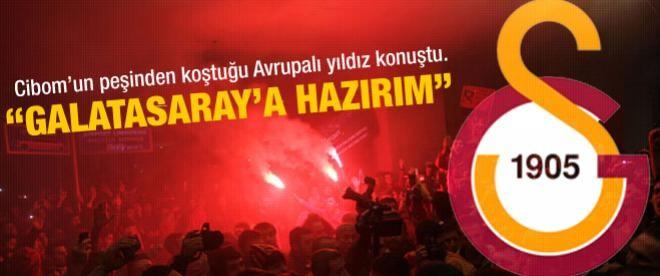"Obi Mikel: ""Galatasaray'a hazırım"""