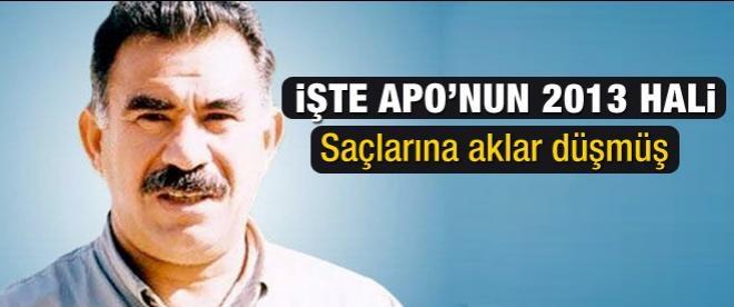 Öcalan'ın BDP heyeti ile fotoğrafı