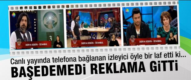 İşte Okan Bayülgen'i reklama kaçıran izleyici
