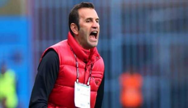 Okan Burukun ilk sınavı Trabzonspora!