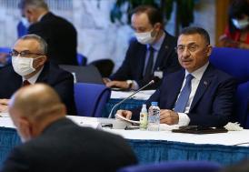 Cumhurbaşkanı Yardımcısı Oktay: 2021 bütçesi güçlü şekilde toparlanmaya başlayan Türkiye'nin bütçesidir
