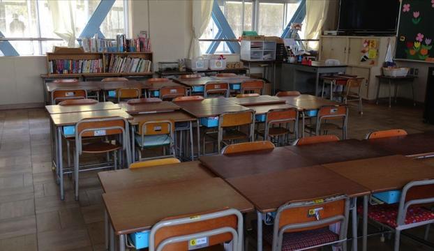 Kovid-19 nedeniyle Japonyada okullar kapatılıyor