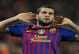 Alves'ten Barcelona'nın beklemediği suçlama!