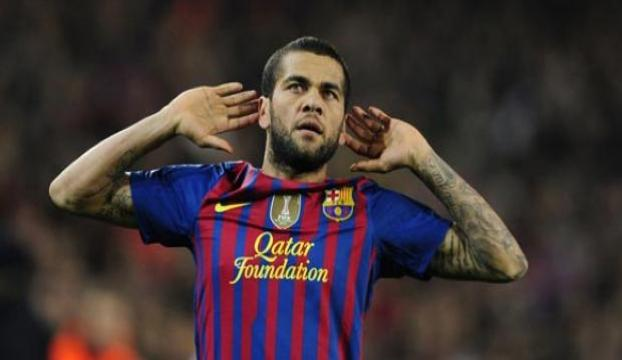 Alvesten Barcelonanın beklemediği suçlama!