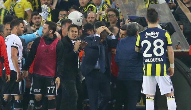 Fenerbahçe - Beşiktaş derbisi kaldığı yerden devam edecek