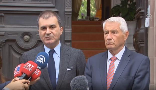 """""""Avrupa Konseyi bizim evimiz, biz burada ev sahibiyiz, misafir değiliz"""""""