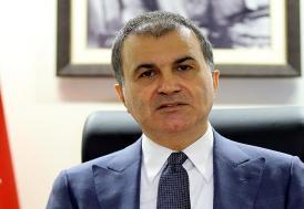 AB Bakanı Çelik'ten Merkel'e 'Gümrük Birliği' tepkisi