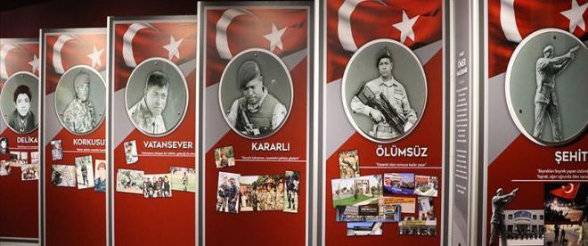15 Temmuz kahramanı şehit Ömer Halisdemirin adı memleketinde yaşatılıyor