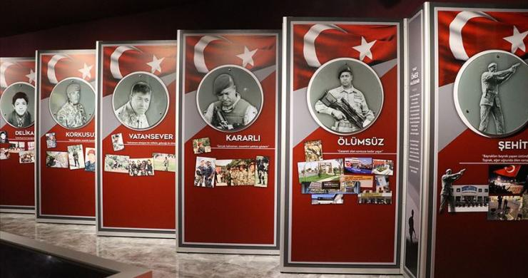 15 Temmuz kahramanı şehit Ömer Halisdemir'in adı memleketinde yaşatılıyor