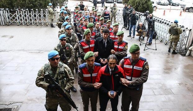 Şehit Halisdemir davasında tahliye talepleri reddedildi