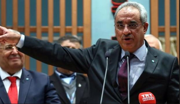 """DSP Başkanı Aksakal: """"Buradan ben de seferberlik ilan ediyorum"""""""