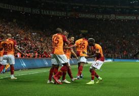 Galatasaray'da Henry Onyekuru, Fatih Karagümrük maçında forma giyemeyecek