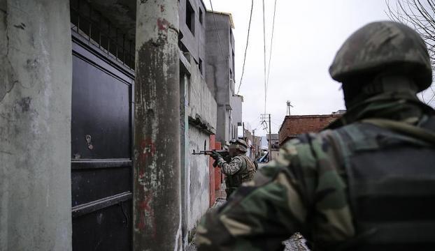 Terör operasyonlarında 520 gözaltı