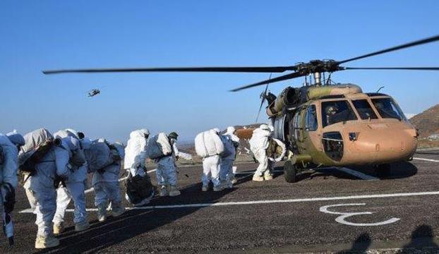 Diyarbakırda 7 bini aşkın kişi ile terör operasyonu