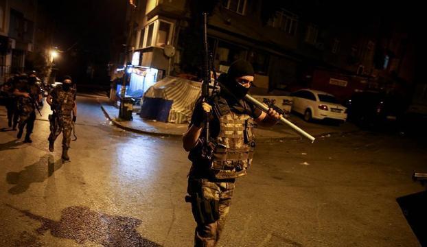 PKKnın şehir yapılanmasına yönelik operasyon! 960 gözaltı!