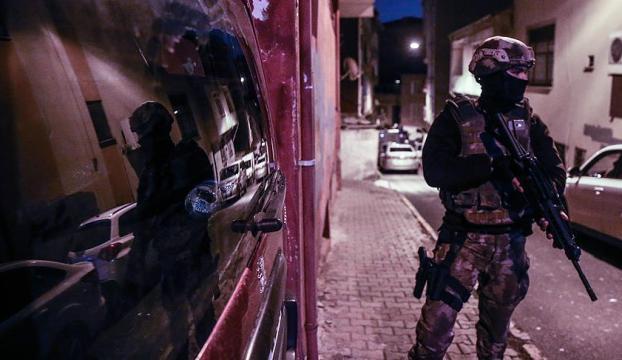Terör örgütü PKK/KCK ve DEAŞa operasyon: 543 gözaltı
