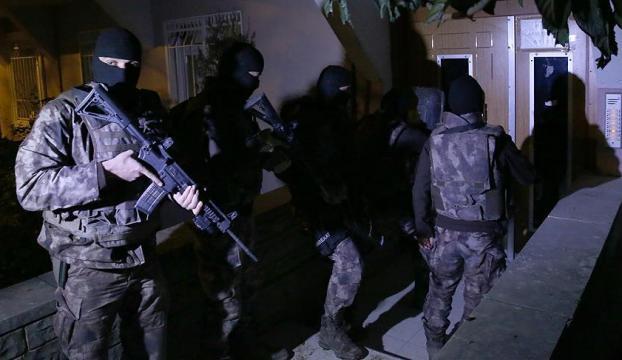 İstanbulda şafak vakti operasyon!
