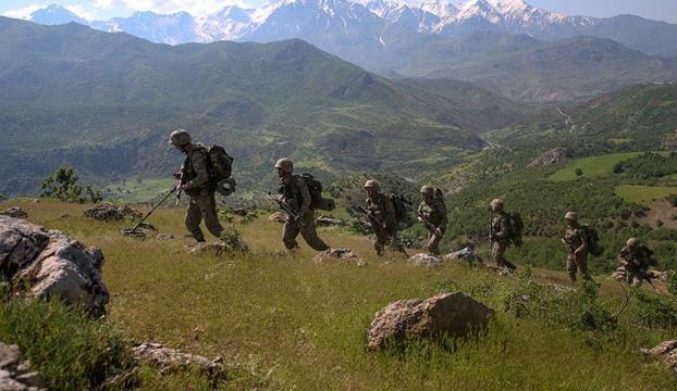Diyarbakırdaki terör operasyonu: 3 şehit