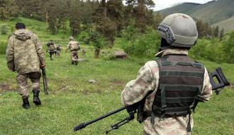 Afrin'in batısındaki El Hammam köyü PYD/PKK'dan arındırıldı