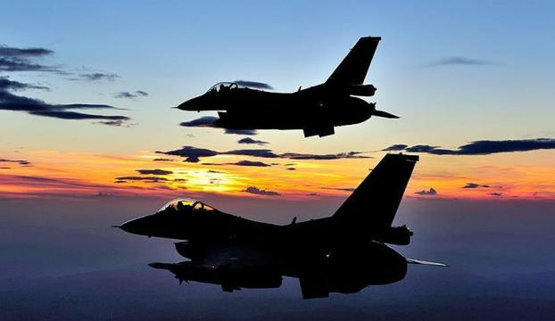 Hava harekatlarında 12 terörist etkisiz hale getirildi