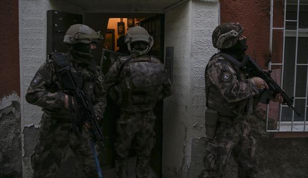 İstanbul merkezli 3 ilde terör örgütü PKKya yönelik operasyon