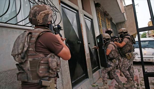 Türkiyede çetelere göz açtırılmıyor