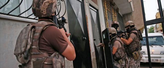 İstanbul merkezli 7 ilde terör örgütü MLKPye operasyon