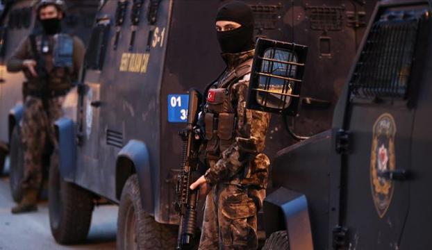 İstanbul merkezli 4 ilde organize suç örgütüne yönelik operasyon