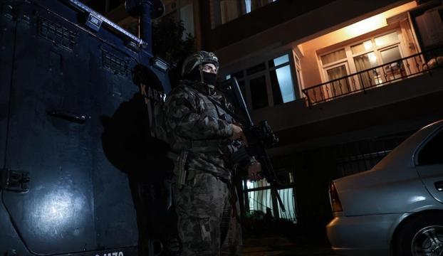 İstanbulda terör örgütü DEAŞa yönelik operasyonda 8 şüpheli yakalandı
