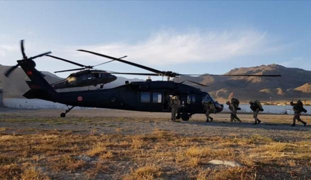 Eren-13 ve Eren-2 operasyonlarında 7 terörist etkisiz hale getirildi