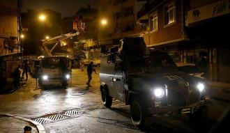 Adana, Gaziantep ve Kilis'te uyuşturucu operasyonu