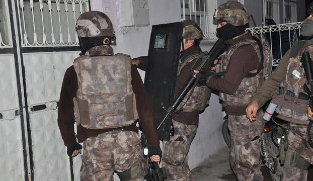 İstanbulda PKK operasyonu: Çok sayıda gözaltı var