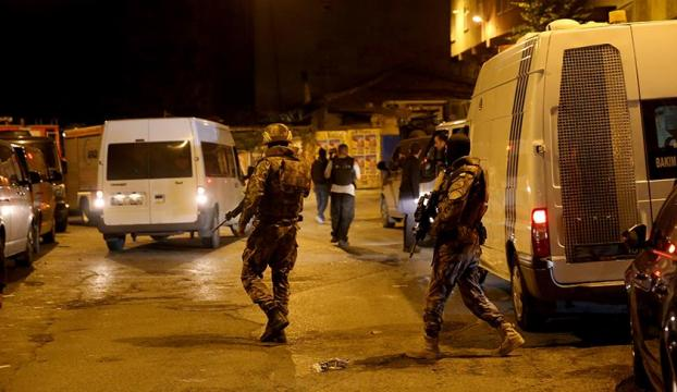 """İzmirde DEAŞa """"Ortaköy"""" operasyonunda 20 gözaltı"""