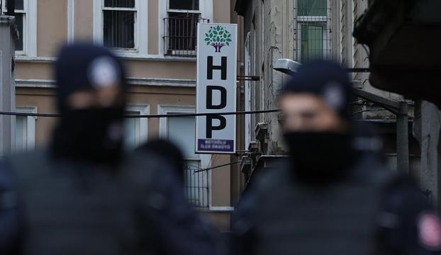 HDP Batman Milletvekili gözaltına alındı