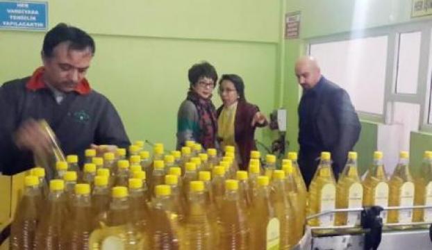 Ordudan Çine fındık ve fındık yağı ihracatı başlıyor