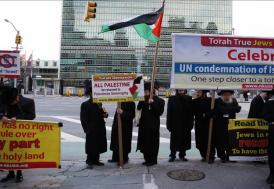 Ortodoks Yahudileri BMGK'nın İsrail kararını kutladı