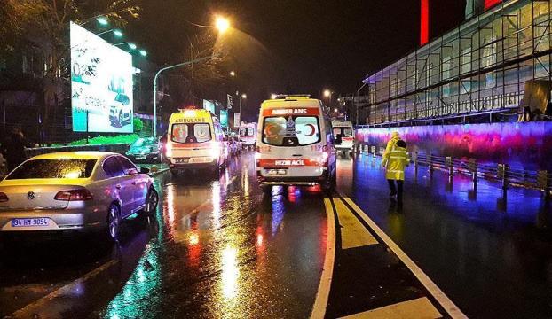 İstanbuldaki saldırıya ilişkin 8 kişi gözaltına alındı