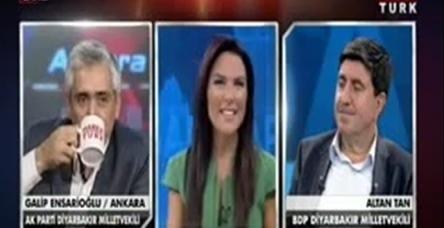 Ece Üner'in canlı yayında oruç kazası