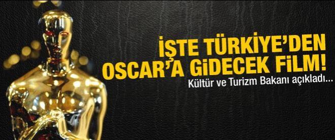 İşte Türkiye'den Oscar'a gidecek film!