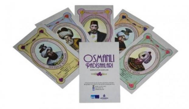 İBB Osmanlı tarihini kartlarla öğretecek