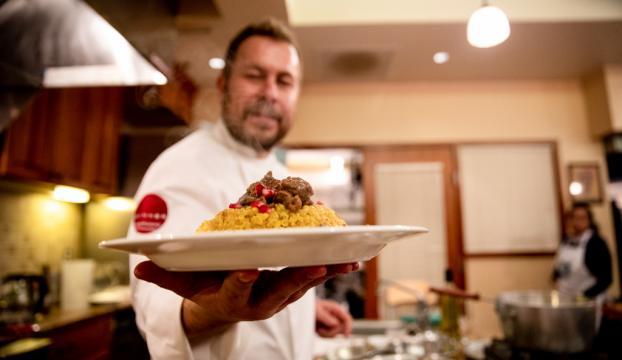 Osmanlı mutfağı ABDnin başkenti Washingtonda tanıtıldı