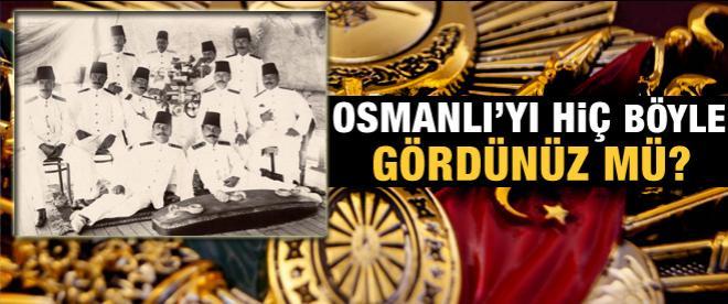 Osmanlı'yı hiç böyle gördünüz mü?