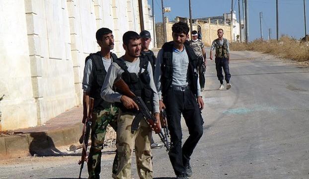Balıkesirde El Nusra operasyonu