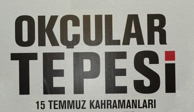 """""""15 Temmuz Kahramanları"""" sergisi açıldı"""