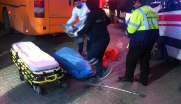 Otobüsün altında kalan engelli hayatını kaybetti