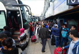 Otogar otoparkları İSPARK'a devredildi